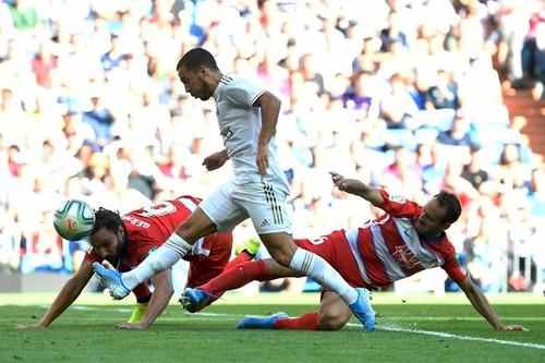 Реал едва не упустил победу над Гранадой, Леганес уступил Леванте