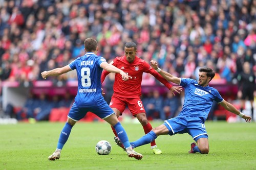 Бундеслига. Бавария проиграла первый матч в сезоне