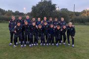 15-летние динамовцы Киева обыграли Манчестер Юнайтед