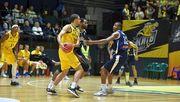 Київ-Баскет здобув вольову перемогу проти Харківських Соколів