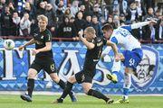 Два удаления, три пенальти, дубль Беседина: Динамо разгромило Колос