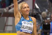Ольга САЛАДУХА: «Пятое место на ЧМ – это достойный результат»