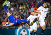 Барселона розгромила Севілью, забивши три голи за вісім хвилин