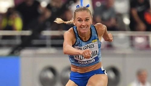 Рыжикова с лучшим результатом сезона вывела Украину в финал ЧМ