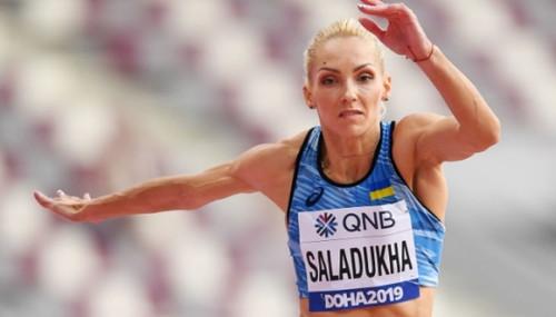 ЧМ по легкой атлетике. Саладуха в тройном прыжке не взяла медаль