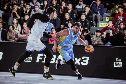 Украина U-23 вышла в полуфинал чемпионата мира по баскетболу 3х3