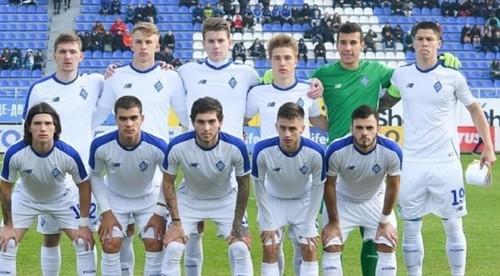 Динамо U-19 зазнало першої поразки в сезоні