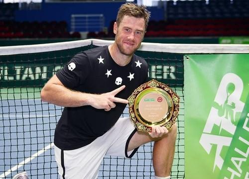 Рейтинг ATP. Марченко поднялся на 103 позиции