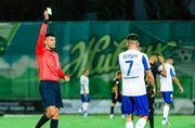 Судья игры Колос – Динамо прошел путь от аматоров до УПЛ за один сезон