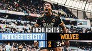 Манчестер Сіті – Вулверхемптон – 0:2. Відео голів та огляд матчу