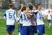 Динамо забило 1800-й мяч в чемпионатах Украины