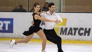 Фигуристы Назарова и Никитин выиграли соревнования в Риме