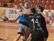 ZTR проиграл в 4 мяча в Македонии, но имеет шанс отыграться