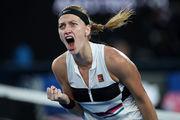 Квитова отказалась от участия на Кубке Кремля