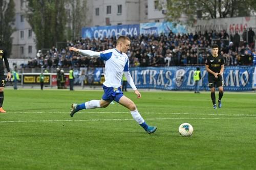 Динамо прервало рекордную пенальтийскую серию