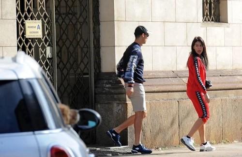 ФОТО. Роналду помолился в церкви в Турине перед игрой с Интером
