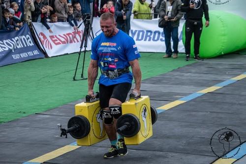 Кочергін виграв кваліфікацію на чемпіонат світу Арнольда Шварценеггера