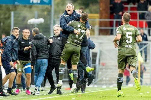 Лугано добыл победу в чемпионате Швейцарии впервые за 2,5 месяца