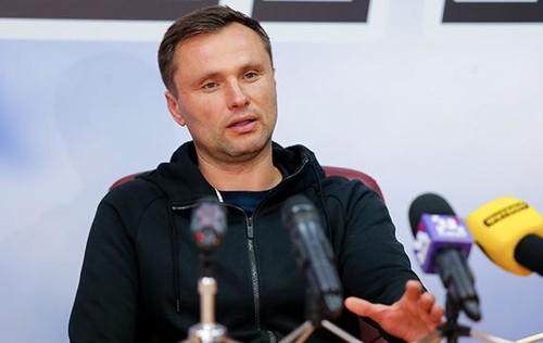 Первая лига. Будучи на грани отставки, Ковалюк «уволил» Маркевича