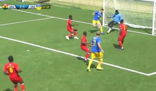 Гана повержена! Феерический матч Украины в 1/8 финала ЧМ-2019