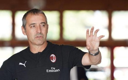 Журналист: Джампаоло уволен с должности главного тренера Милана
