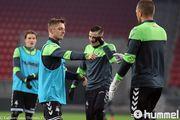 НОВИКОВАС: «Не показали в домашнем матче с Украиной, что можем»