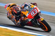 Маркес сделал обгон в последнем повороте и оформил 6-й титул MotoGP
