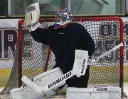 Петр Чех стал хоккеистом
