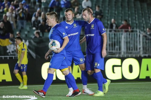 Мини-футбол. ЧМ. Венгрия – Украина. Смотреть онлайн. LIVE трансляция