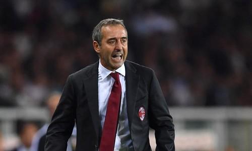 ОФИЦИАЛЬНО. Итальянский специалист Джампаоло уволен из Милана