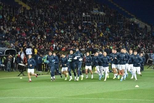 На матч Украина — Литва продано 35 тысяч билетов