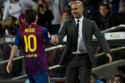 Ліонель Мессі назвав своїх кращих тренерів у Барселоні