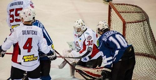УХЛ. Донбасс одержал самую крупную победу в сезоне