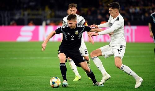 Аргентина вирвала нічию в товариському матчі з Німеччиною