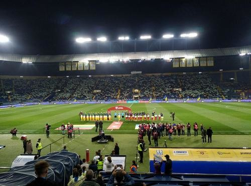 Украина – Литва – 2:0. Текстовая трансляция матча