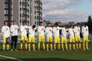 Украина U-19 сыграла вничью с Грецией