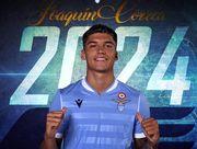 Лацио продлил контракт с Корреа