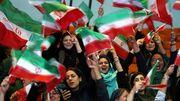Иранские болельщицы посетили матч мужской сборной впервые за 40 лет