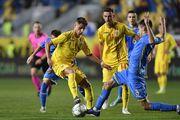 Украинская молодежка разгромно уступила румынским сверстникам