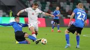 Беларусь — Эстония — 0:0. Видеообзор матча