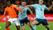 Группа С. Нидерланды чудом вырвали победу над Северной Ирландией