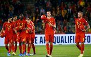 Группа I. Россия разбила Шотландию, Бельгия забила 9 голов Сан-Марино