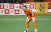 Вратарь сборной Литвы: «Будем отталкиваться от игры против Португалии»