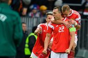 Россия – Шотландия – 4:0. Видео голов и обзор матча