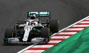 Мерседес доминирует в пятничных практиках Гран-при Японии