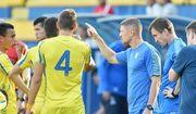 Сборная Украины U-18 разгромила Армению