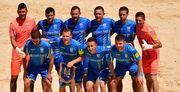 Украина уступила Ирану в стартовом поединке Всемирных пляжных игр