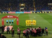 За крок від Євро: збірна України обіграла Литву на ОСК Металіст