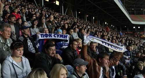 Апелляционный комитет ФФУ отменил решение о дисквалификации ПФК Сумы