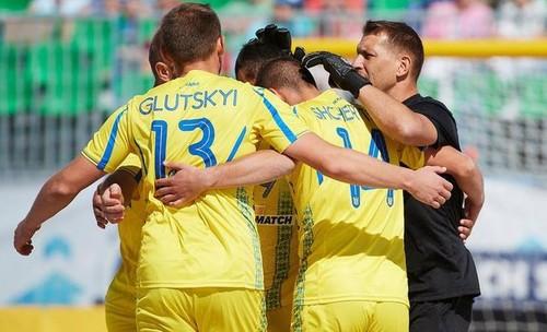 Украина – Иран – 4:5. Текстовая трансляция матча